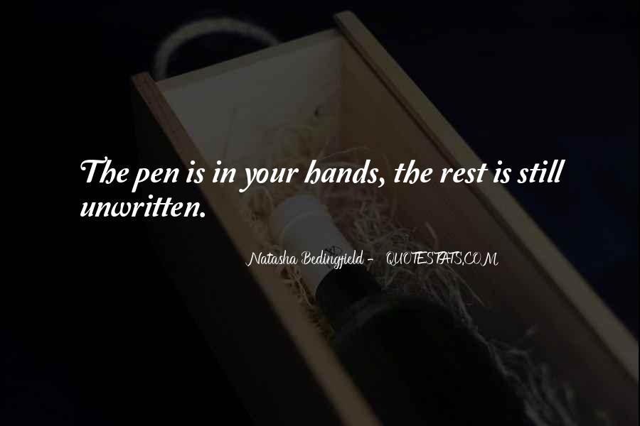 Natasha Bedingfield Quotes #1034618