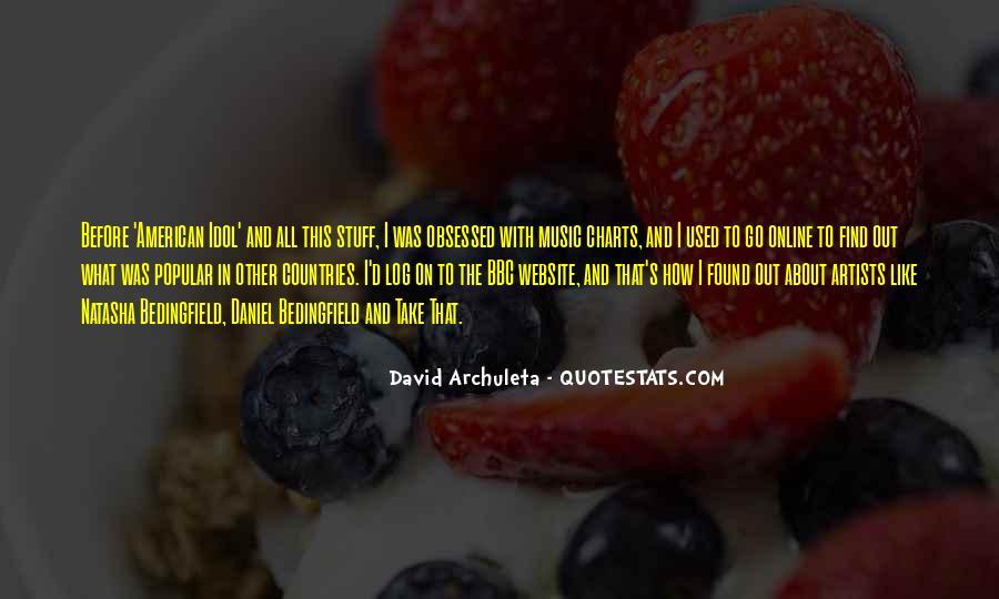 Natasha Bedingfield Quotes #1486305