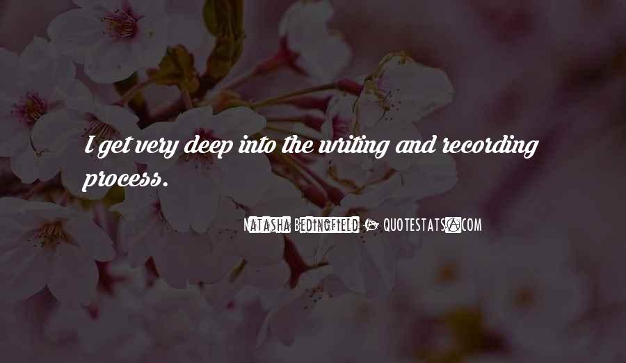Natasha Bedingfield Quotes #1690254