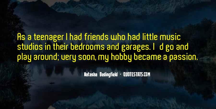 Natasha Bedingfield Quotes #1843361
