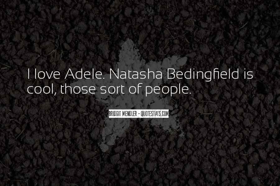 Natasha Bedingfield Quotes #287688