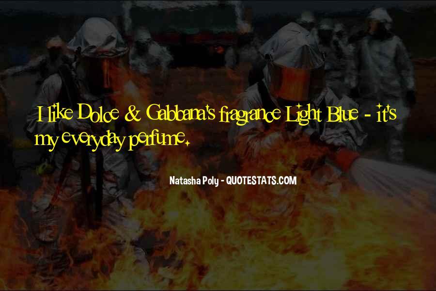 Natasha Poly Quotes #1366391