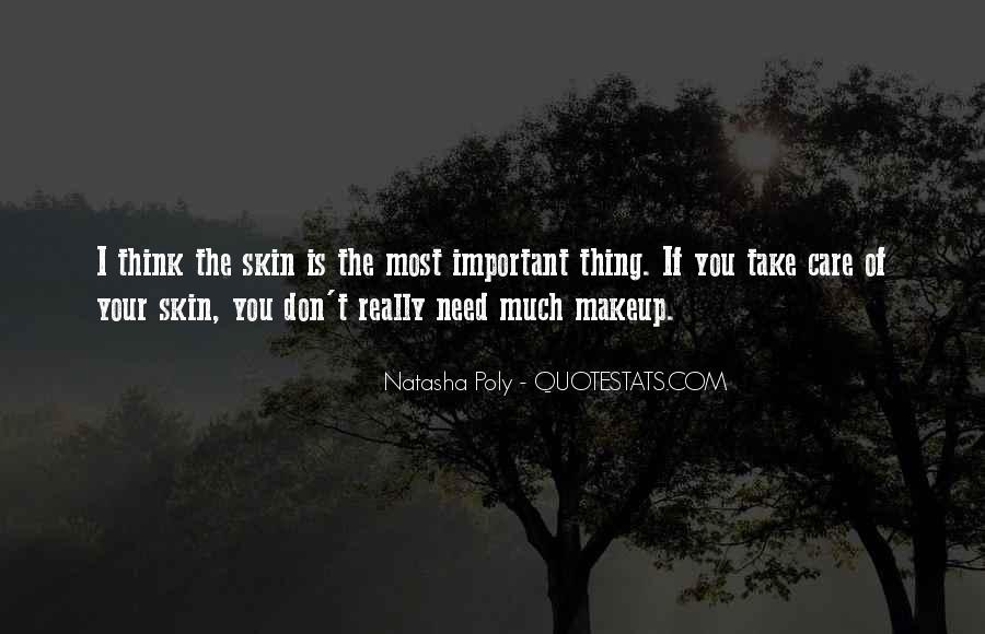 Natasha Poly Quotes #493610