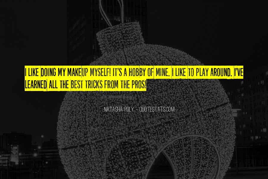 Natasha Poly Quotes #585533