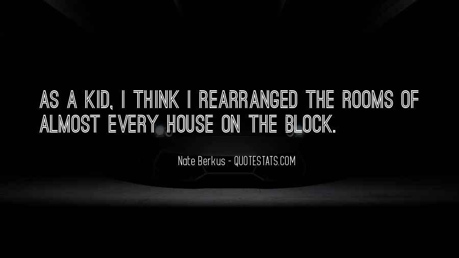 Nate Berkus Quotes #1168971