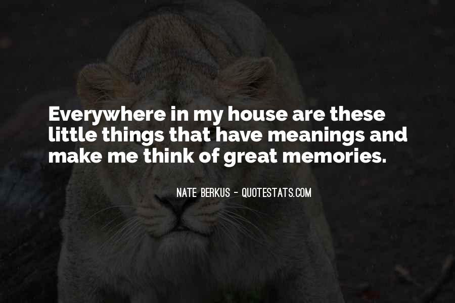 Nate Berkus Quotes #1269301