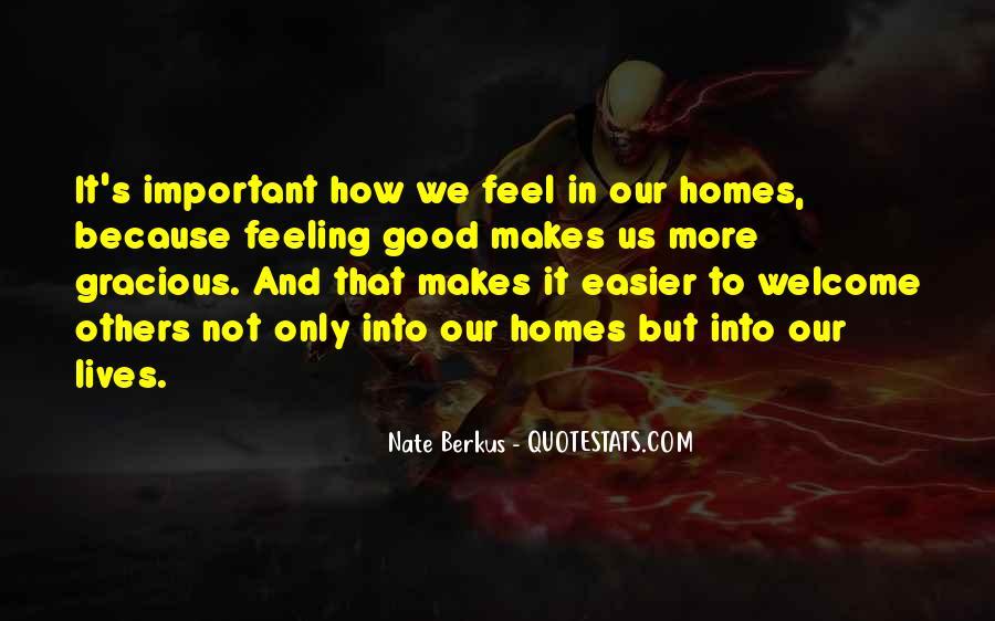 Nate Berkus Quotes #131982