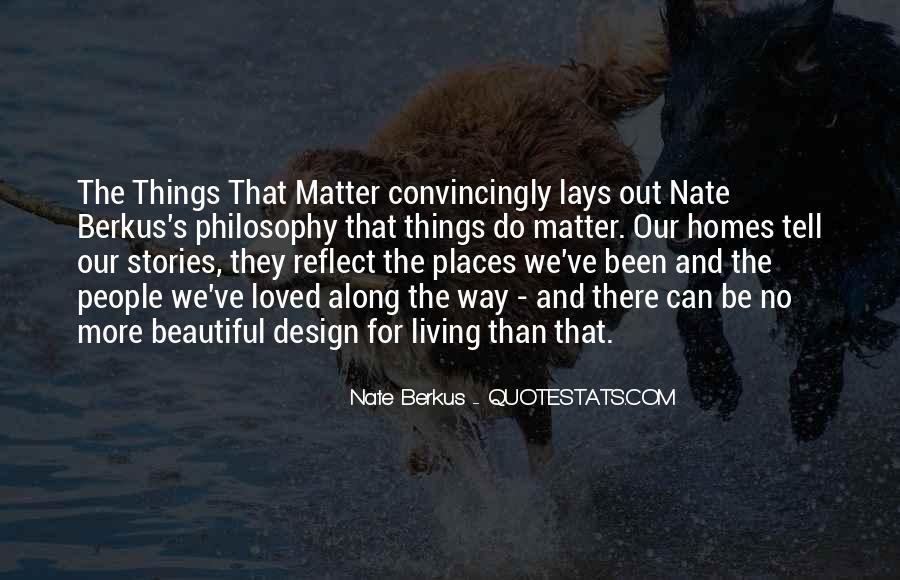 Nate Berkus Quotes #1398451