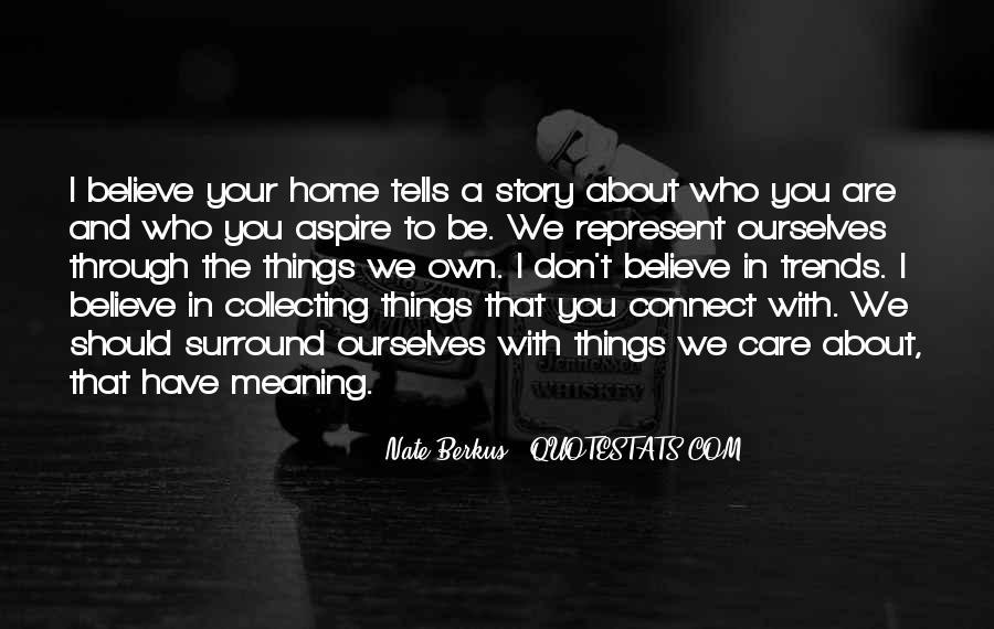 Nate Berkus Quotes #1485181