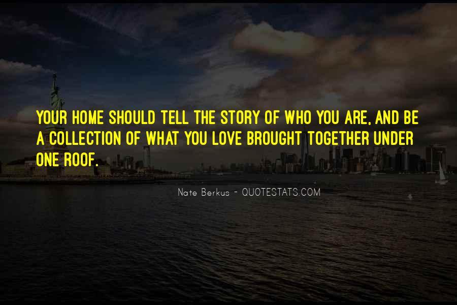 Nate Berkus Quotes #1506800