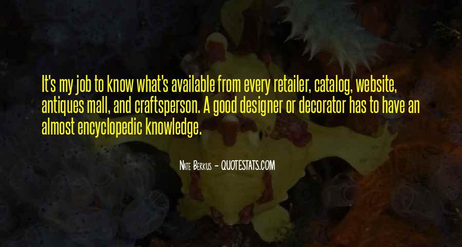 Nate Berkus Quotes #1508712