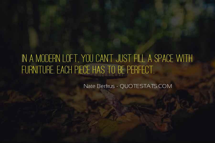 Nate Berkus Quotes #1552794