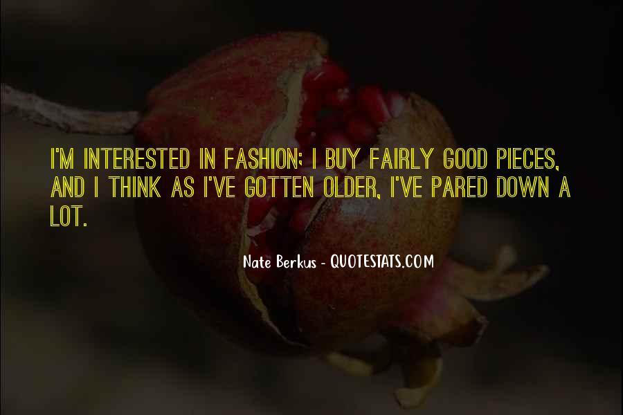 Nate Berkus Quotes #1597930