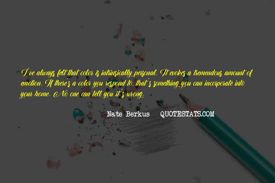 Nate Berkus Quotes #241610