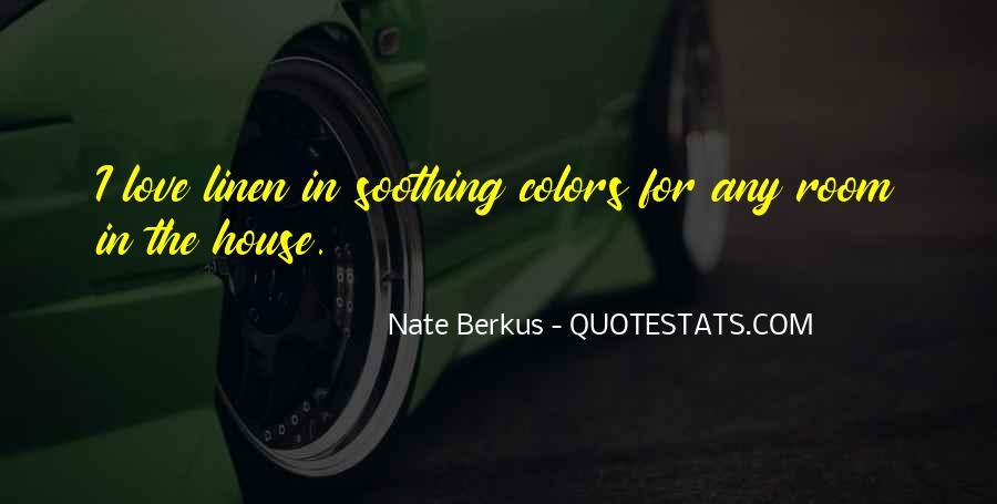 Nate Berkus Quotes #28256