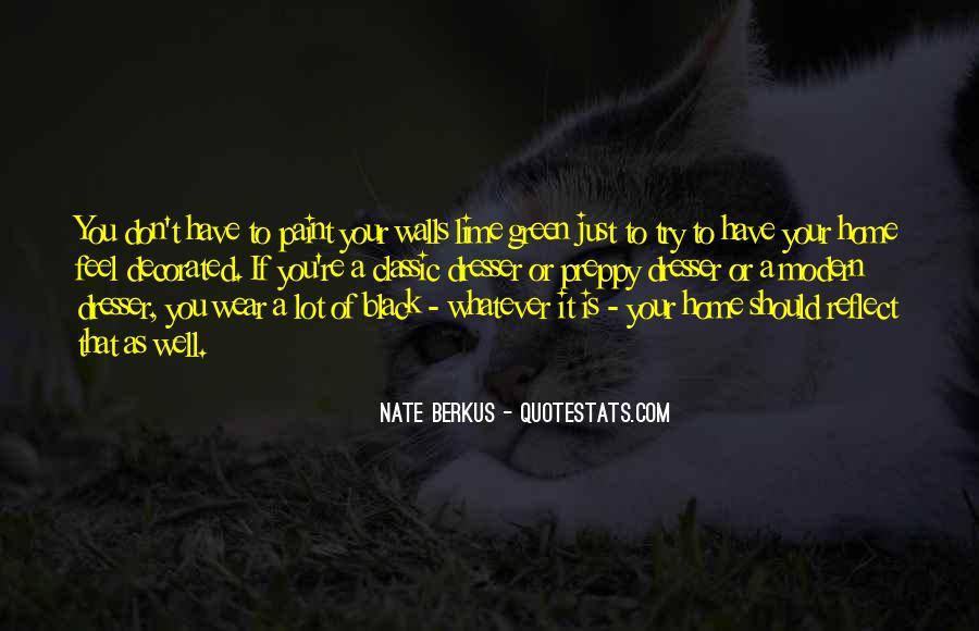 Nate Berkus Quotes #83238