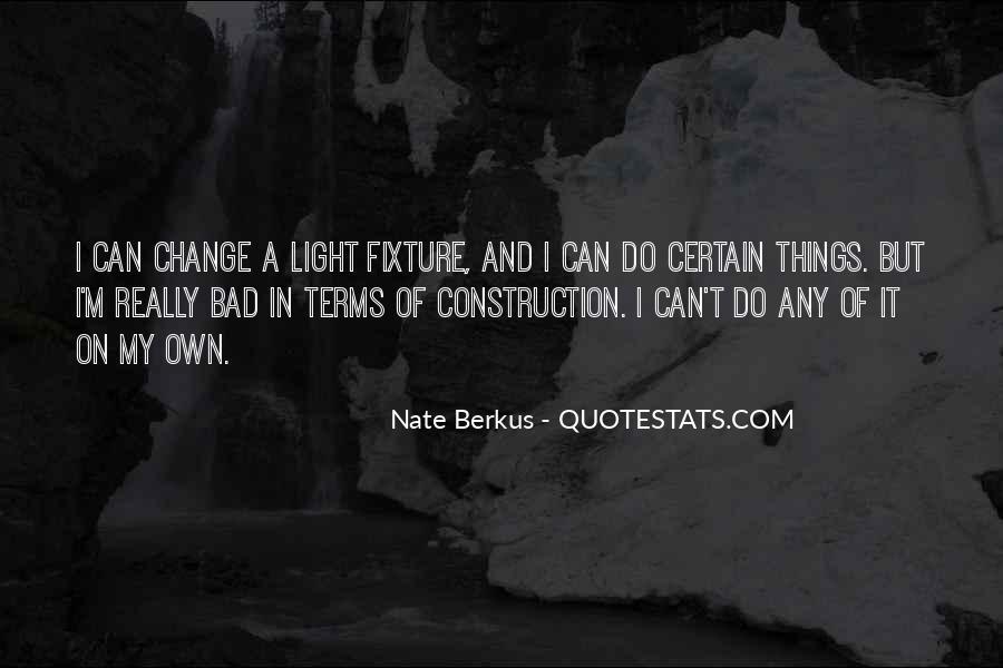 Nate Berkus Quotes #982387