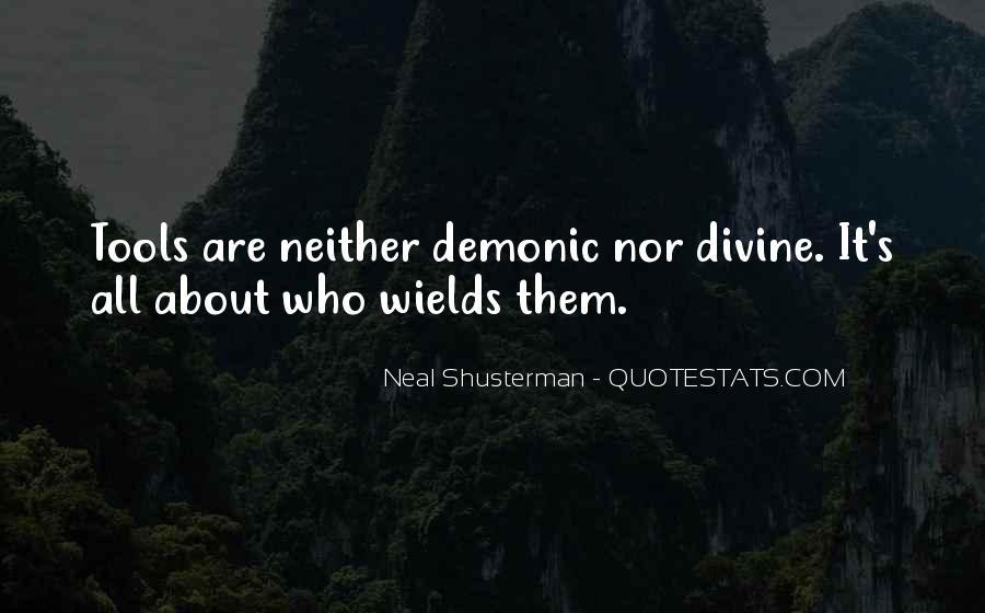 Neal Shusterman Quotes #13294