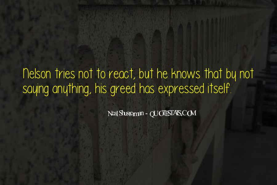 Neal Shusterman Quotes #159519