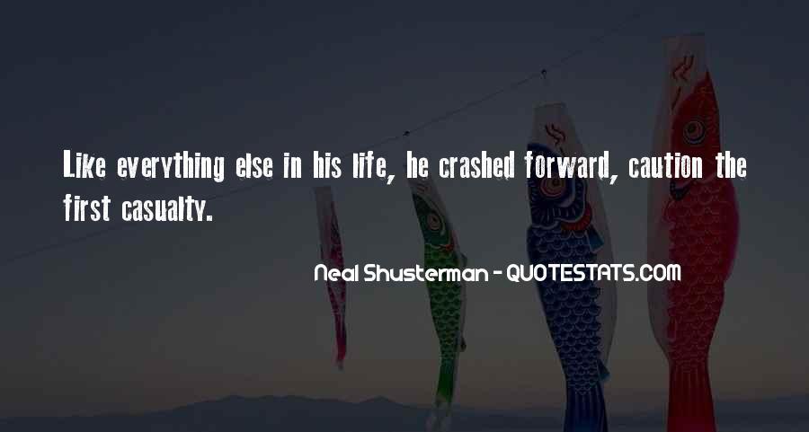 Neal Shusterman Quotes #161532