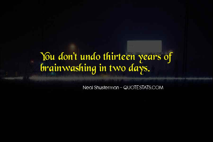 Neal Shusterman Quotes #166529