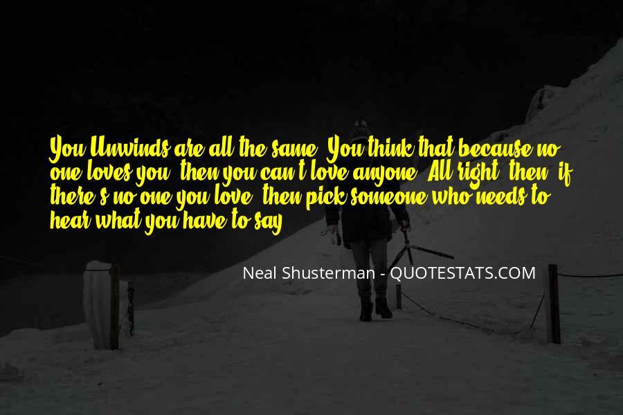 Neal Shusterman Quotes #180255