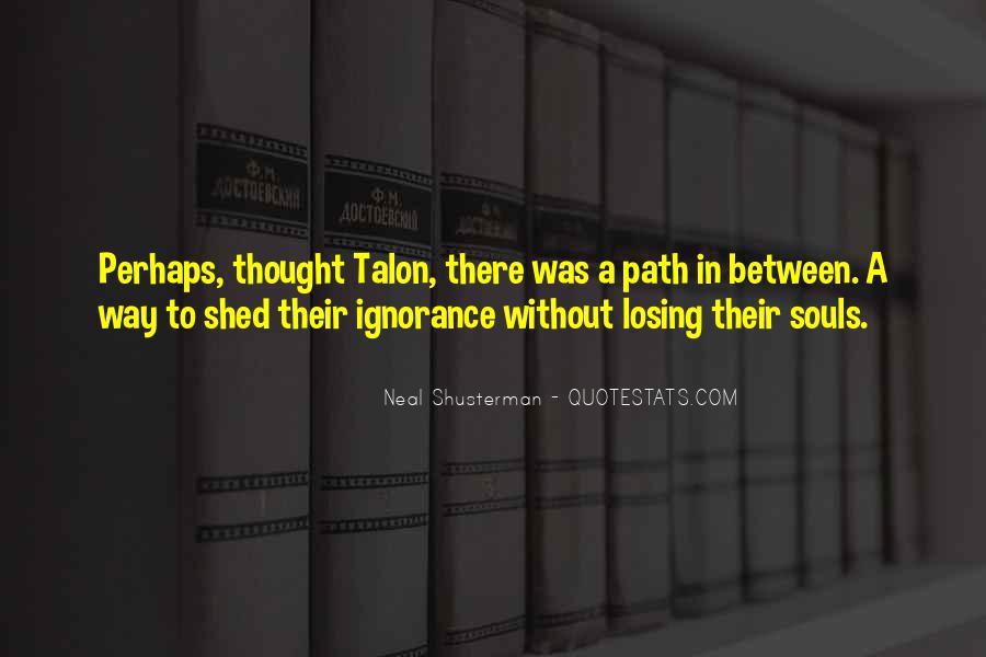Neal Shusterman Quotes #185645