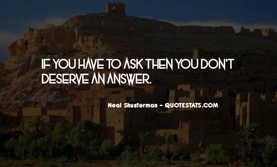 Neal Shusterman Quotes #203718