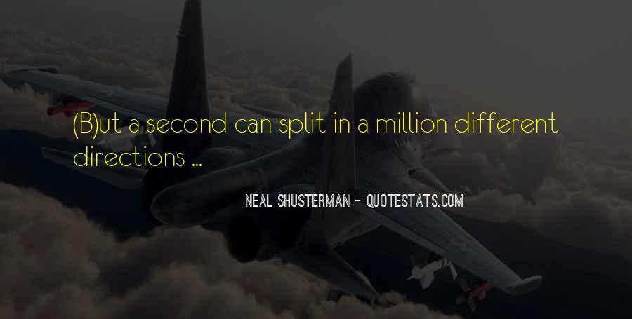 Neal Shusterman Quotes #21271