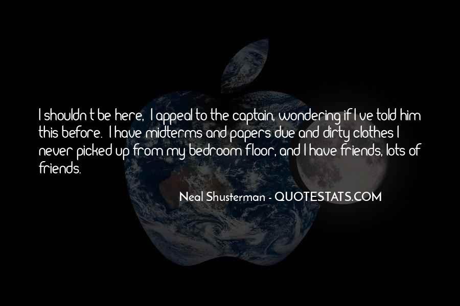 Neal Shusterman Quotes #219268