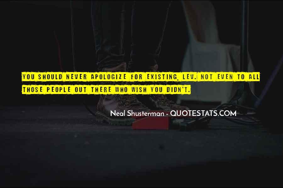 Neal Shusterman Quotes #224855