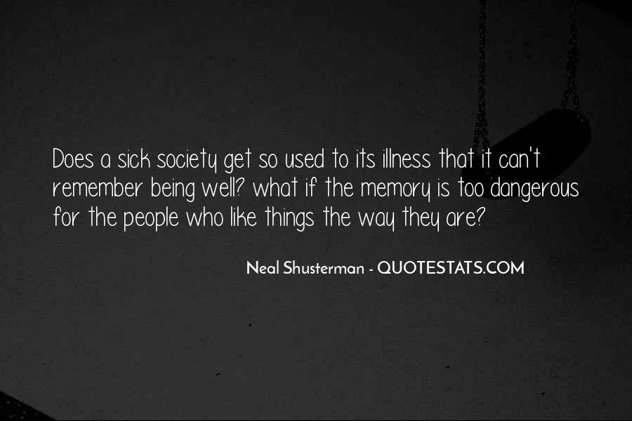 Neal Shusterman Quotes #248952