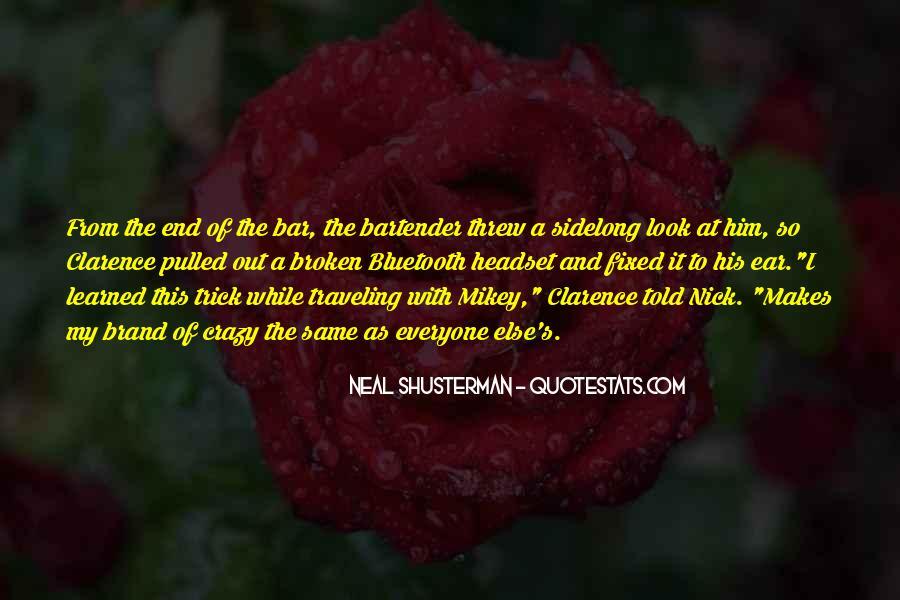 Neal Shusterman Quotes #259237