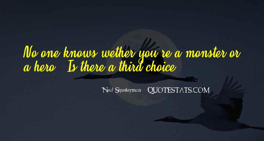 Neal Shusterman Quotes #259751