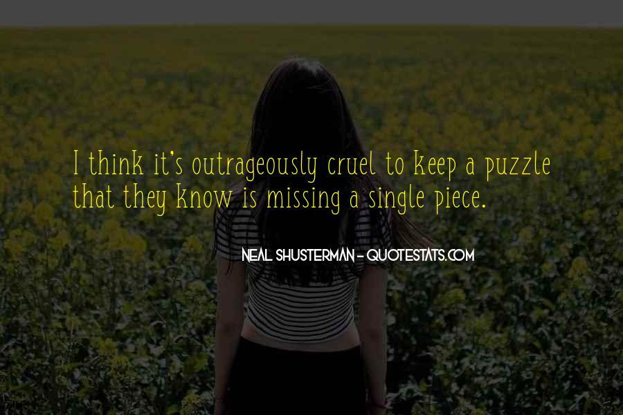 Neal Shusterman Quotes #276405