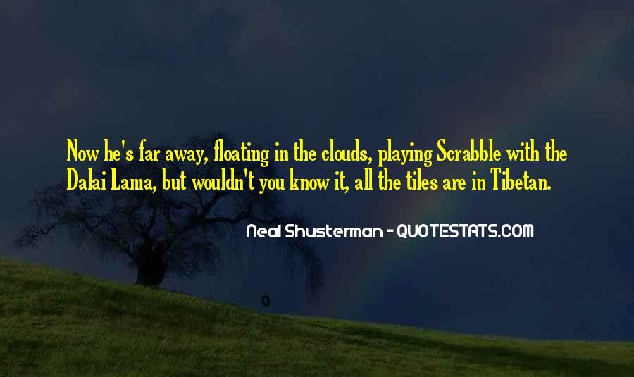 Neal Shusterman Quotes #280823
