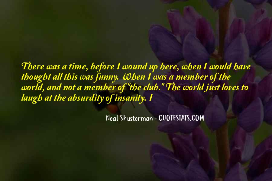 Neal Shusterman Quotes #302955