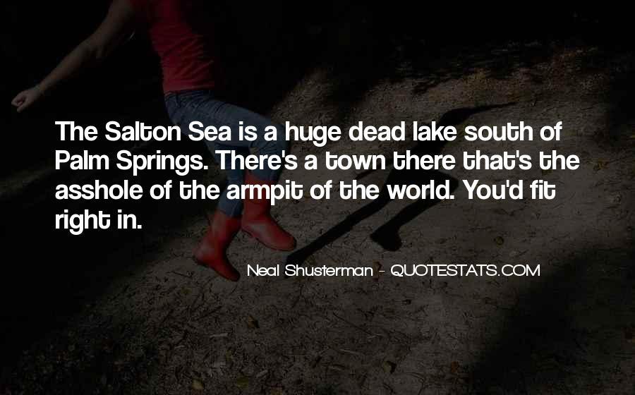 Neal Shusterman Quotes #3354