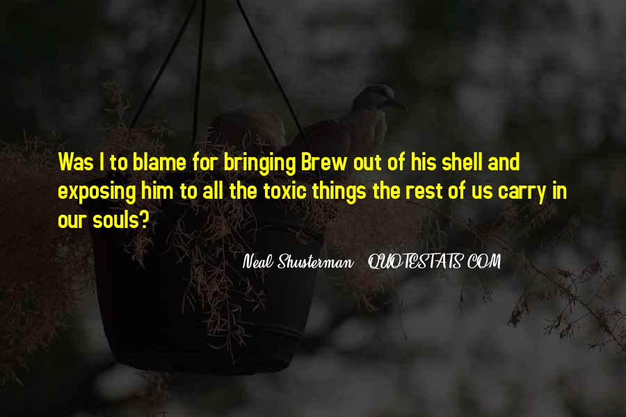 Neal Shusterman Quotes #342743