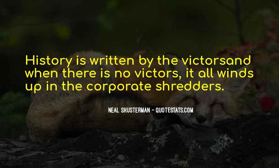 Neal Shusterman Quotes #346397