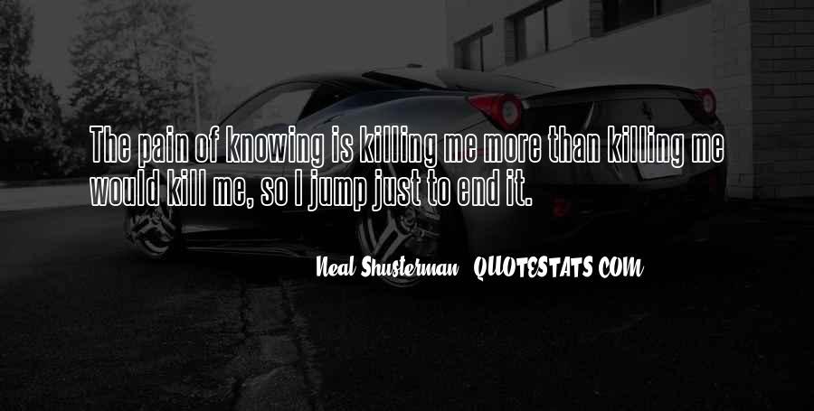 Neal Shusterman Quotes #346728