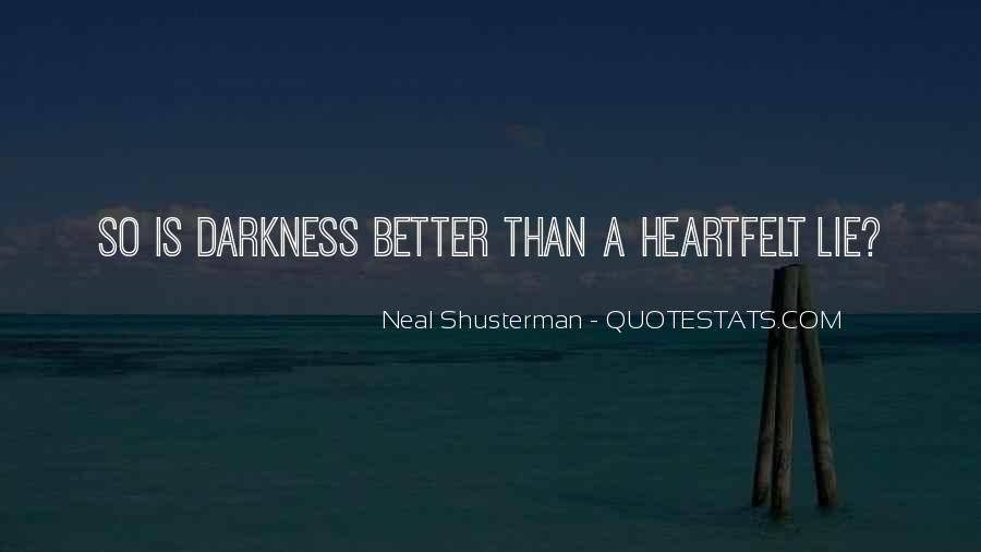 Neal Shusterman Quotes #350520