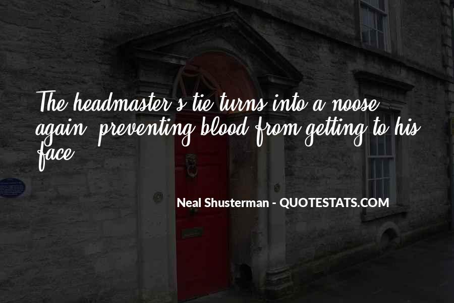 Neal Shusterman Quotes #354892