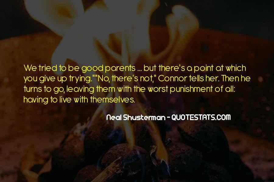 Neal Shusterman Quotes #359747
