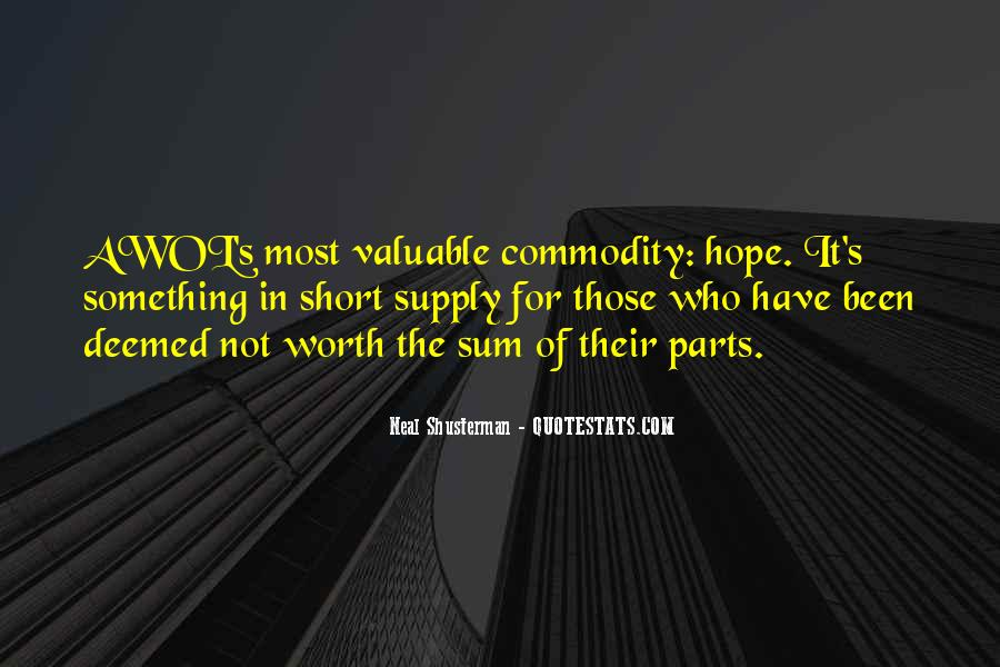 Neal Shusterman Quotes #367563