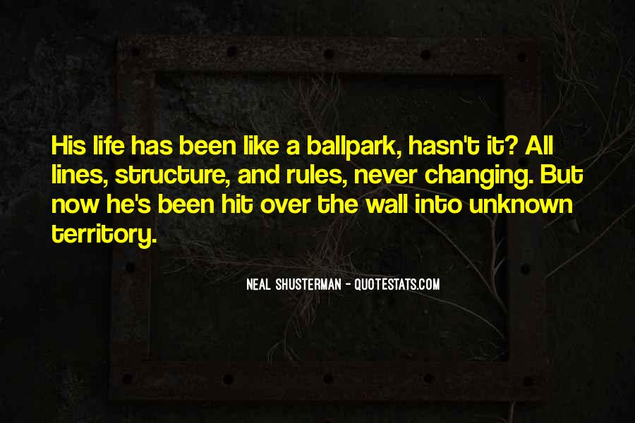 Neal Shusterman Quotes #367809