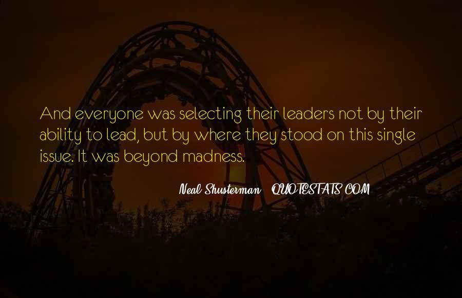 Neal Shusterman Quotes #44687