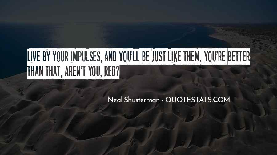 Neal Shusterman Quotes #57224
