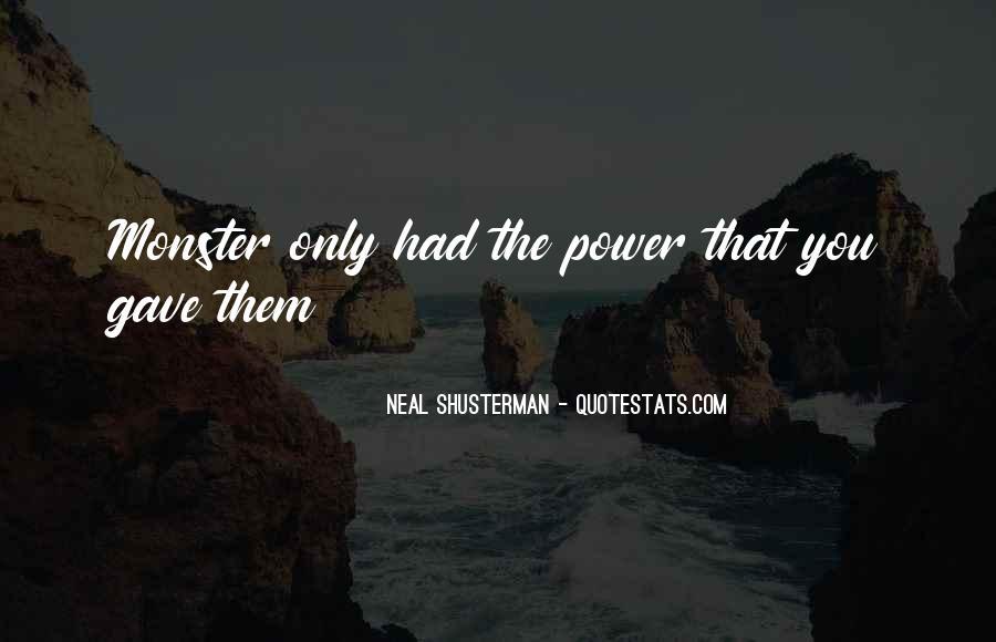 Neal Shusterman Quotes #80018