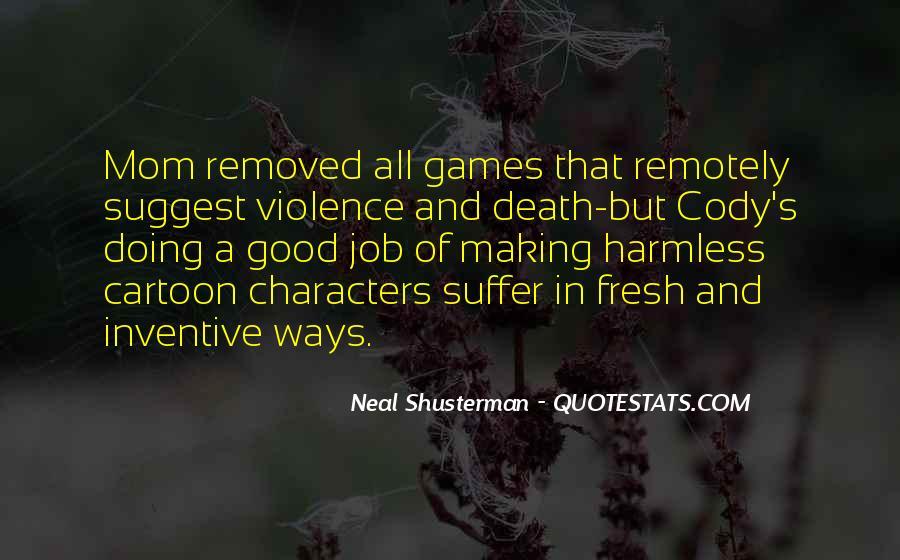 Neal Shusterman Quotes #88515
